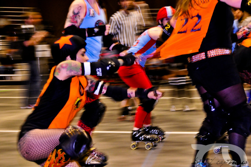 SD Wildfire Derby Dolls-0277