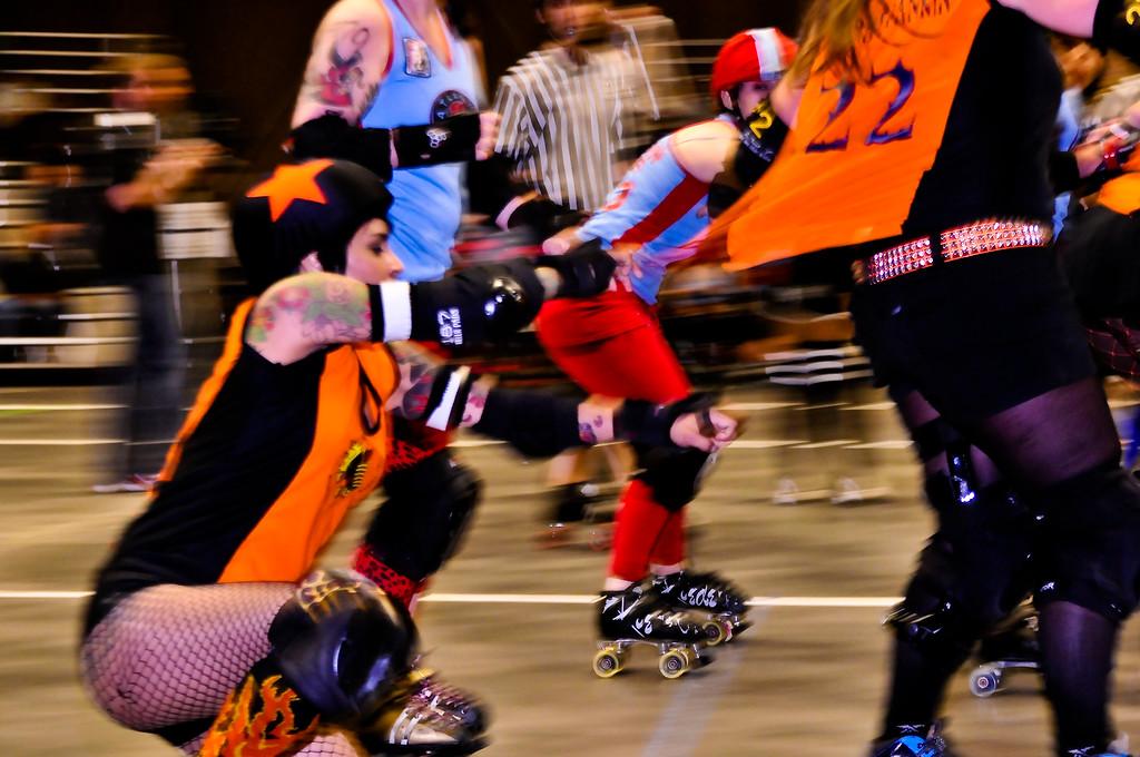SD Wildfire Derby Dolls-0277