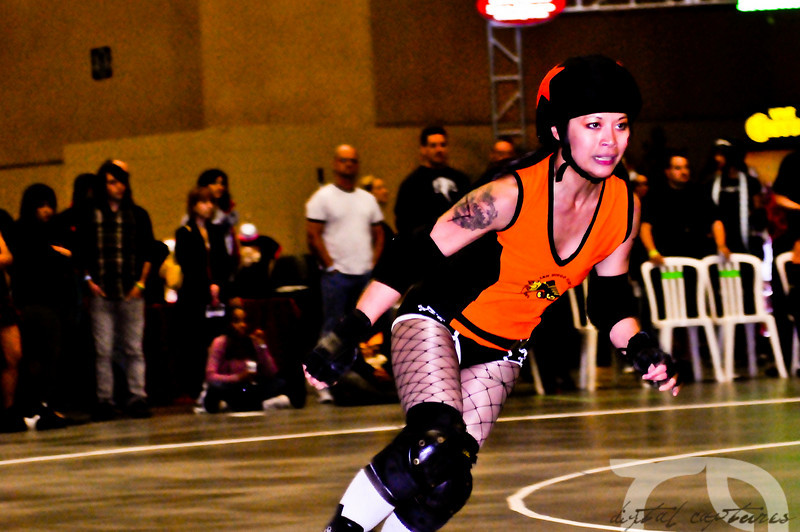 SD Wildfire Derby Dolls-0140