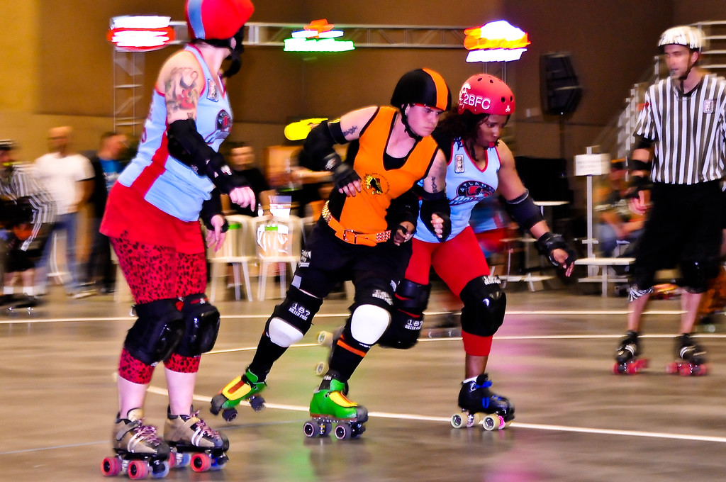 SD Wildfire Derby Dolls-0266