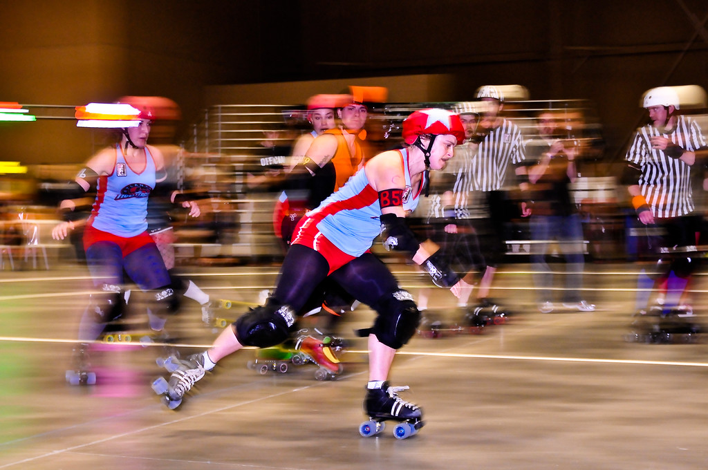 SD Wildfire Derby Dolls-0279