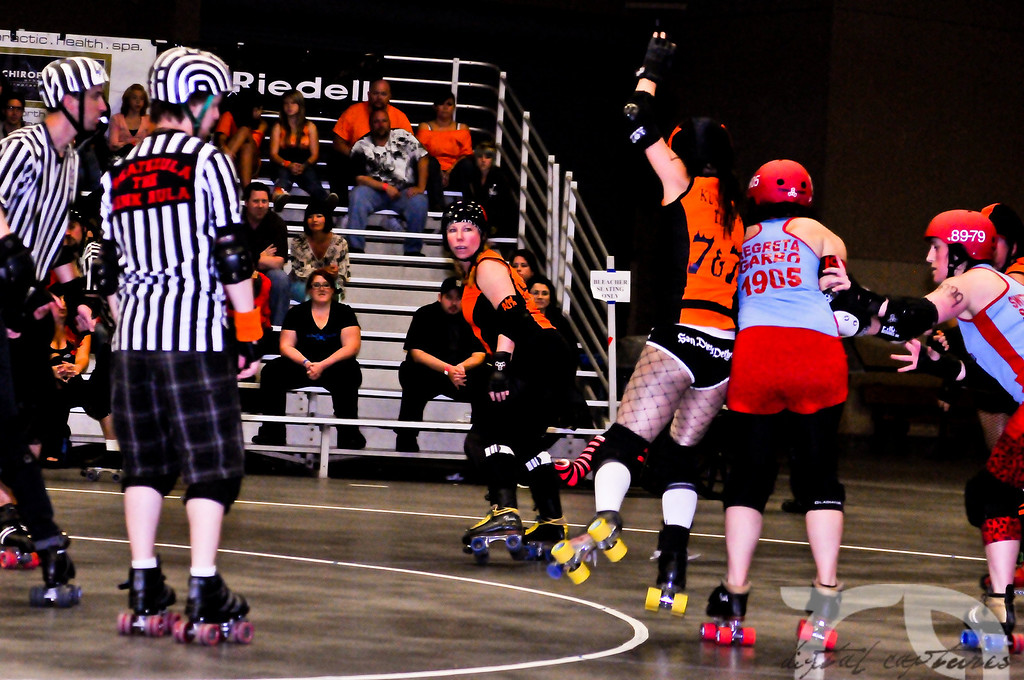 SD Wildfire Derby Dolls-0137