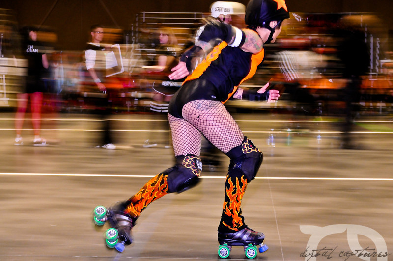 SD Wildfire Derby Dolls-0189