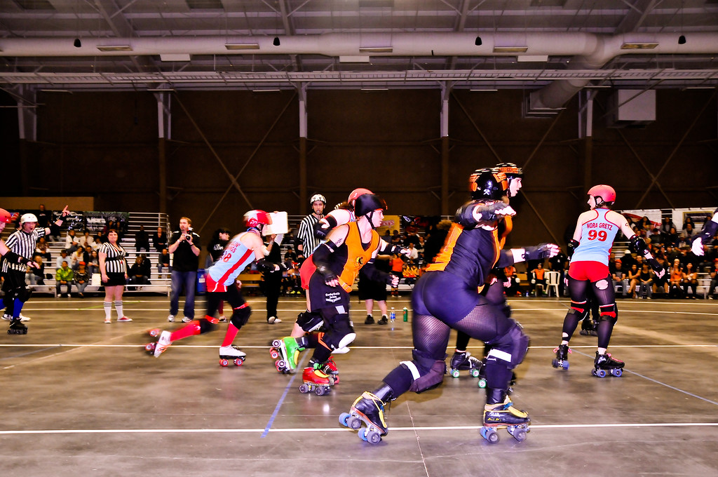 SD Wildfire Derby Dolls-0235