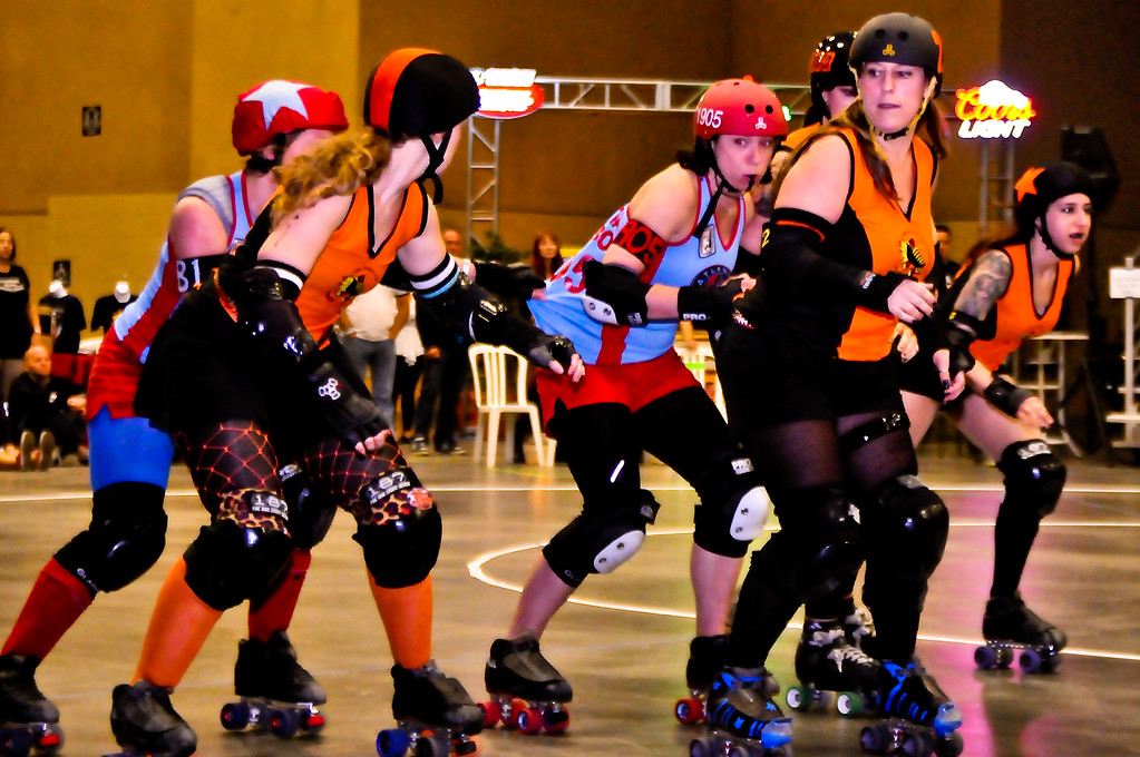 SD Wildfire Derby Dolls-0171