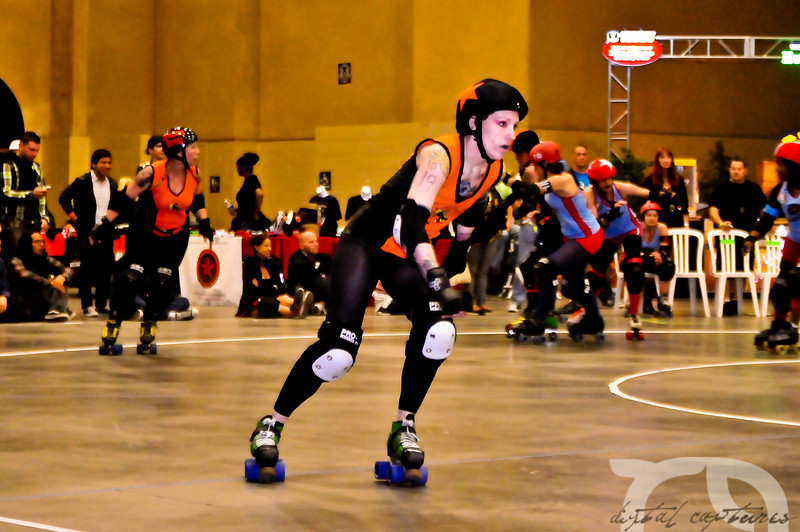 SD Wildfire Derby Dolls-0168