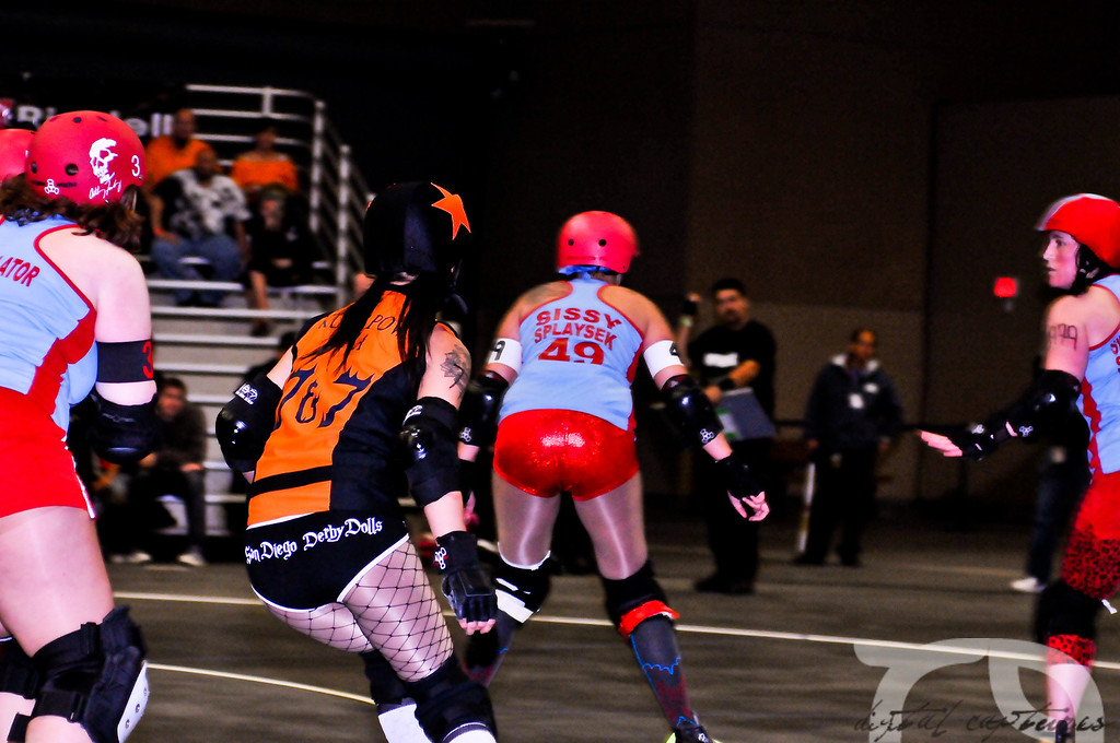 SD Wildfire Derby Dolls-0098