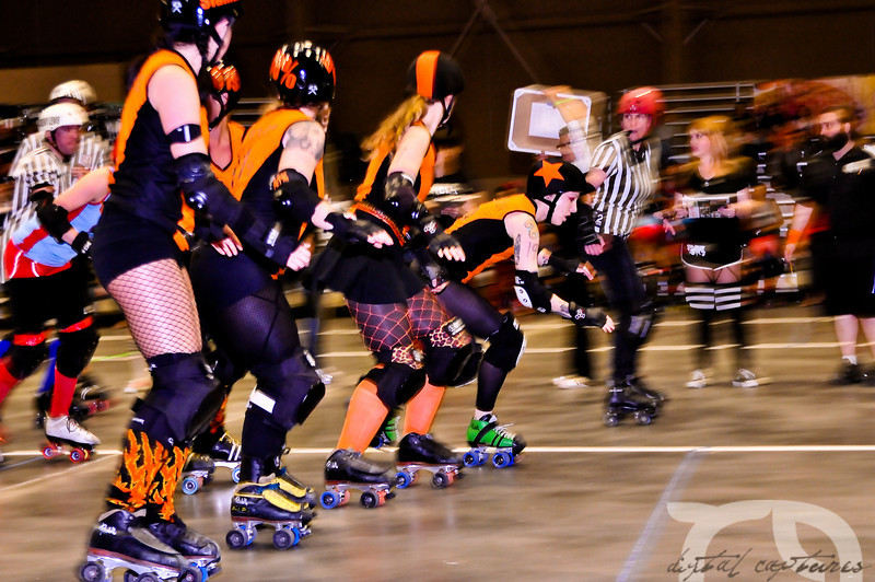 SD Wildfire Derby Dolls-0253