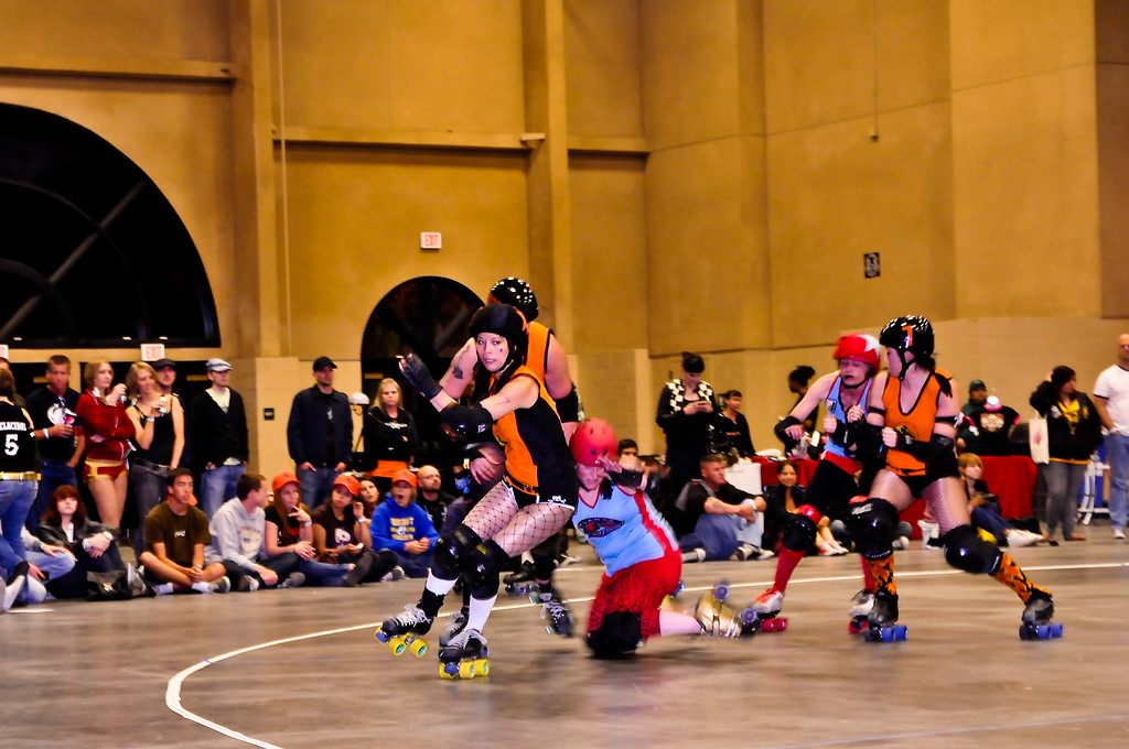 SD Wildfire Derby Dolls-0230