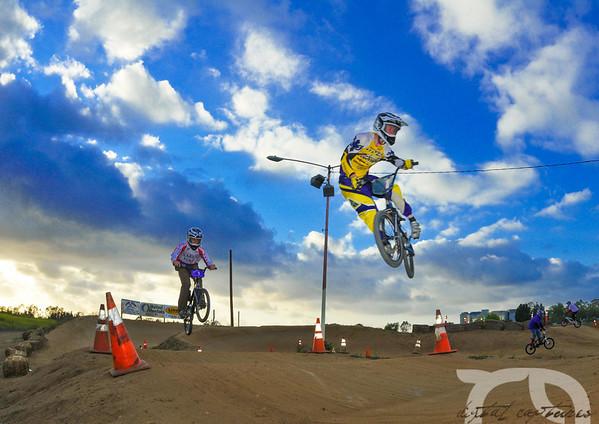 Track Attack @ Kearny Moto Park San Diego, CA