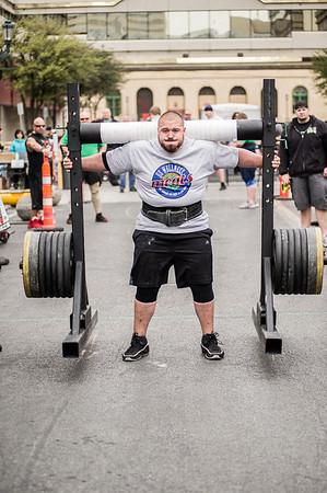 Worlds Strongest Man - 1,013 lb Yoke