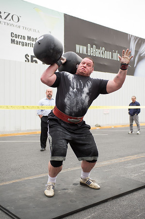 Worlds Strongest Man  - Multi Lift