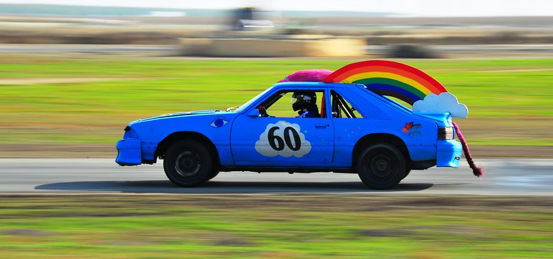24 Hours of Lemons in Bakersfield