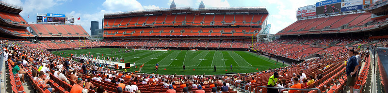 Cleveland Browns Friends & Family 2009