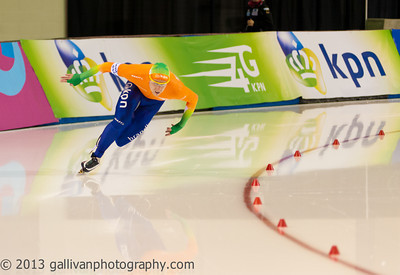 Essent ISU World Cup Long Track Speedskating Event