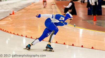 Essent ISU World Cup Long Track Speedskating Event