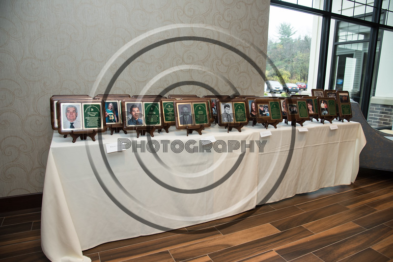 LaFayette High School Sports Hall of Fame Induction Ceremony held in the Hampton Inn & Suites in Cazenovia, New York on Sunday, October 29, 2017.