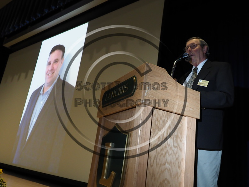 2018 LaFayette High School Sports Hall of Fame Induction Ceremony held in the LaFayette High School in LaFayette, New York on Saturday, November 3, 2018.