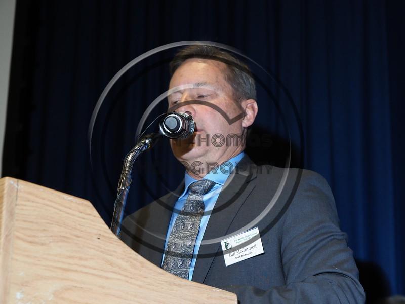 2018 LaFayette High School Sports Hall of Fame Induction Ceremony held in the LaFayette High School in LaFayette, New York on Saturday, November 3, 2018.