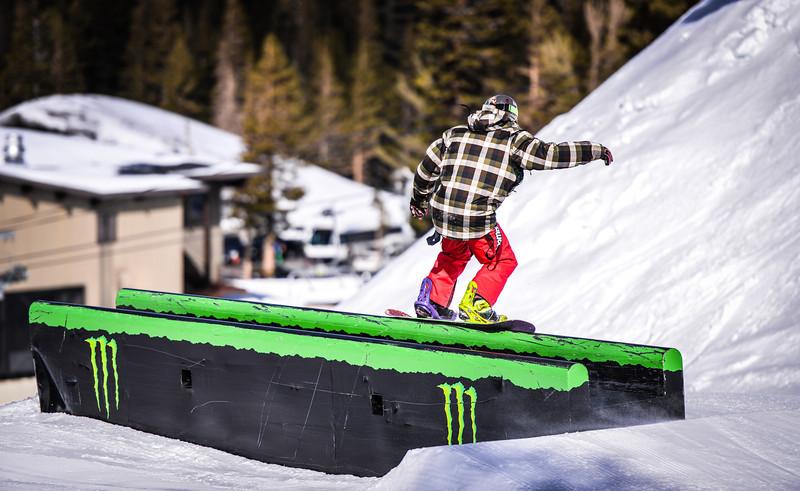 Matt 50-50 Main Snowpark Mammoth Mountain