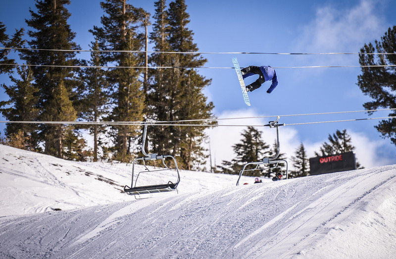 Main Snowpark Mammoth Mountain
