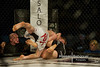 "<a href=""http://www.HassanBehgoueiPhotography.com"">http://www.HassanBehgoueiPhotography.com</a><br /> <br /> Main Event<br /> <br /> 185 LBS: Jesse Taylor defeats Denis Kang at 1:57 of first by RNC<br /> <br /> Co-Main Event<br /> <br /> 145 LBS: Graham Spencer defeats Bruno Capdeville by unanimous decision<br /> <br /> Main Card<br /> <br /> 185 LBS: Matt Baker defeats Ryan Ballingall at 4:43 of the first by tapout due to RNC<br /> 170 LBS: Jacen Brooks defeats Levi Alford at 2:07 of the first by TKO<br /> 170 LBS: Ryan Chiappe defeats Bill Fraser at 4:09 of the first – ref stoppage due to cut<br /> 135 LBS: Gary Mangat defeats Mark Delgado by rear naked choke at 4:07 of the first<br /> 185 LBS: Micha Brakefield defeats Jer Kornelson by split decision<br /> <br /> Prelims<br /> <br /> 185 LBS: Jordan Beecroft defeats Mike Jorgensen by ref stoppage due to strikes 4:57 of the first<br /> 185 LBS: Marcus Vinicios defeats Tim Skidmore by KO at 1:39 of the first<br /> 155 LBS: Chris Day defeats Eli Wyse by darce choke at 2:07 of the first round<br /> 265 LBS: Brett Deacon defeats Nik Ramsay by ref stoppage due to strikes 1:29 of the first<br /> 135 LBS: Joe Boldo defeats Johny Wilson unanimous decision"