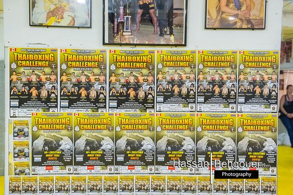 "<a href=""http://www.HassanBehgoueiPhotography.com"">http://www.HassanBehgoueiPhotography.com</a><br /> <br /> MUAY THAI CHALLENGE WEIGH IN RESULTS:<br /> <br /> Bo Huang 158 (KST) vs Grant Schwallie 163.2 (New Born Jiujitsu)<br /> <br /> Craig Cheung 133.4 (KST) vs Ramil Sacpopo 133.8 (Warrior Camp)<br /> <br /> Jimmy Nguyen 146.8 (KST) vs Wayne Li 146.8 (Studio 4 Athletics)<br /> <br /> Farima Lari 115 (Revamped Gym) vs Gabi Maxwell 112.8 (Team Chalambok)<br /> <br /> CJ Phillips 141.2 (Warrior Camp) vs Stewart Corkery 138 (Knockout Muay Thai)<br /> <br /> **BC TITLE FIGHT**<br /> Cheryl Hashimoto 128.6 (Nak Muay Gym) vs Ester Sample 128.6 (Knockout Muay THai)<br /> <br /> Jake Ramsey 131 (Sit Thongsai) vs Lucas Taylor 132 (Tom LaRoche Gung Fu)<br /> <br /> Daniel Olson 159.6 (KST) vs Marc Castro 161.4 (Nak Muay Gym)<br /> <br /> **Pacific Northwest Title Fight**<br /> Adam Fugitt 174.8 (Sit Thongsai) vs Frank Koffi 176 (Columbia Martial Arts)"