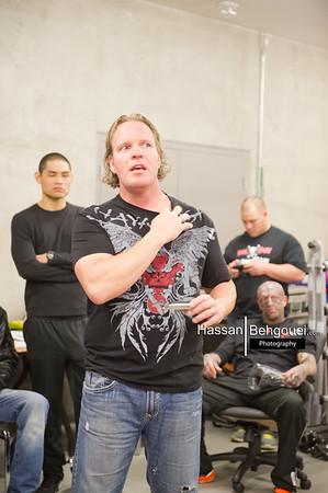 "<a href=""http://www.HassanBehgoueiPhotography.com"">http://www.HassanBehgoueiPhotography.com</a><br /> <br /> Jared McCuun defeats Brad Falk (MMA) via unanimous decision  <br /> David Moon defeats Navid Mirzaiy (MMA) via unanimous decision<br /> Susy Watson defeats Lynnell House (MMA) via TKO ref stoppage, 2nd round<br /> Manvir Birk defeats Will Shuter (MMA) via Rear Naked Choke, first round <br /> Martin Kiwiatkowski defeats Bryce Kilpatrick (Muay Thai) unanimous decision<br /> Andy Padda defeats Michael Vogt (MMA) via Rear Naked Choke, first round <br /> Mikel Purewal defeats Jody Blakeway (MMA) via TKO ref stoppage, first round<br /> Navi Dahliwal defeats Kolten Higginbottom (Muay Thai) via unanimous decision<br /> Gagan Gill vs Matt Shannon (MMA) no contest, 1st round<br /> Josh Williamson defeats Roan Sampson (Grappling) via guillotine choke, 1st round"
