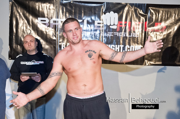 "<a href=""http://www.HassanBehgoueiPhotography.com"">http://www.HassanBehgoueiPhotography.com</a><br /> <br /> Curtis Harriott (169.6)VS         Bryce Gougeon (168.4) Ammy Welterweight Title<br /> Achilles Estremadura (154.9)VS         Alexi Argyriou (154.1) Ammy Lightweight Title<br /> Robin Laybourn (204.8)VS         Peter Merkley (201.1) Ammy Lightheavyweight<br /> Kiarash Moghadam (195.3)VS         Herbert Moon (201.9) Ammy Catchweight<br /> Mike Dechavez (134.6)VS         Tylor Nicholson (135.0) Bantamweight<br /> Cole Smith (149.7)VS         Reese Wood (150.6) 150 catchweight<br /> Elyse Stevenson (124.2)VS         Amanda Pack (121.3) Ammy lightweight (125) Women's<br /> Omar Stefanini (153.9)VS         Daniel Richards (154.1) Lightweight<br /> Ryan Leask (170.6)VS         Mitch Burk (169.0) Ammy Welterweight<br /> Taylor Christopher (141.9)VS         Ali Wasuk (145.7) ammy featherweight<br /> Ian Finlayson (174.9)VS         Chris Herron (175.3) Ammy 175 Catchweight"