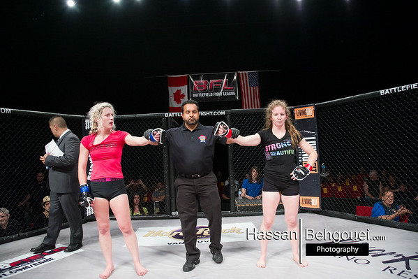 "<a href=""http://www.HassanBehgoueiPhotography.com"">http://www.HassanBehgoueiPhotography.com</a><br /> <br /> Mainevent<br /> Curtis Harriott defeats Justin Aujla-Fieldt at 1:17 of the second by tapout due to an armbar<br /> <br /> Co-Mainevent<br /> Jamie Smyth defeats Daniel Spitz at 1:14 of the second by TKO<br /> <br /> Maincard<br /> Saied Mirzaie defeats Eli Wyse by split decision<br /> Chris Anderson defeats Kiarash Moghadam at 1:52 of the first by TKO<br /> Gaggan Gill defeats Oliver Vajda at 1:32 of the first by tapout due to a guillotine choke<br /> Tylor Nicholson defeats Marco Viedas at 2:31 of the second due to tapout by RNC<br /> <br /> Undercard<br /> Kolten Higginbottom defeats Daniel Richards at 2:10 of the third by tapout due to RNC<br /> Kody Smith defeats Channing Vigier at 27 seconds of the third by TKO<br /> Anthony Nguyen defeats Mitch Burk at 2:05 of the first by tapout due to RNC<br /> Amanda Pack vs Jesse Brennan – Majority draw"