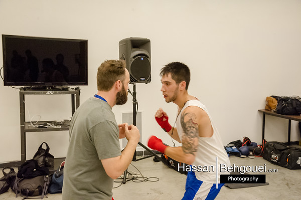"""<a href=""""http://www.HassanBehgoueiPhotography.com"""">http://www.HassanBehgoueiPhotography.com</a><br /> <br /> 4th Annual Restaurant Rumble 2015 Sanctioned By Comb Sport Fightcity.ca Aprons For Gloves SFU Woodward's Fei & Milton Wong Experimental Theatre Goldcorp Centre for the Arts 149 W Hastings St Gastown Greater Downtown Vancouver Lower Mainland Bc Canada Fight Card p.1 (7_29_15)"""