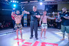 "<a href=""http://www.HassanBehgoueiPhotography.com"">http://www.HassanBehgoueiPhotography.com</a><br /> <br /> Brent Augur def. Derek Apps via Doctor stoppage at the end of round 3 to claim the Warpath Middleweight belt<br /> <br /> Herbert Moon def. Mike Heppner via Doctor stoppage at 3:00 of round 1.<br /> <br /> John Tompkins and Rob Velek go to a draw for the Black Belt Brazilian Jiu-Jitsu Exhibition match.<br /> <br /> Alex Martinez def. Saeid Mirzaei via split decision.<br /> <br /> Bryan Janzen def. Breyden Kersey via Triangle choke at 1:55 of round 3.<br /> <br /> Blake Dutra def. Raymond Martinez via unanimous decision: 29-28, 29-28, 29-28.<br /> <br /> Rylie Marchand def. Ali Mustafa Alsadi via Kimura at 0:59 to win the youth grappling match.<br /> <br /> Creigh Sullivan def. Delton Mosely via Triangle choke in the first round.<br /> <br /> Binderpaul Nanara def. Dustin Parsons via TKO during round 2."
