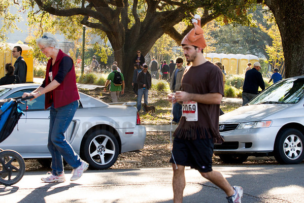 Turkey Run Nola 2012