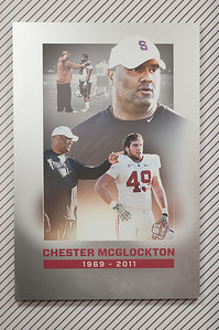 Chester McGlockton really turn his life around and was a big asset to the program and the young men he mentored at Stanford