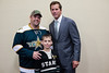 Texas Stars vs Lake Erie Monsters at Cedar Park Center - April 24 2014 - Stars win 5-1