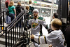 Texas Stars vs Lake Erie Monsters  - March 17, 2015. Stars win 3-2 in shootout.