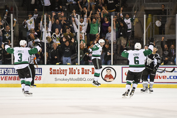 Texas Stars vs San Antonio Rampage - October 10, 2015