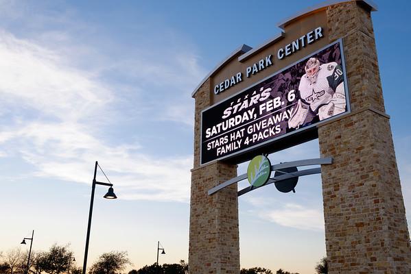 Texas Stars vs San Diego Gulls, January 23, 2016