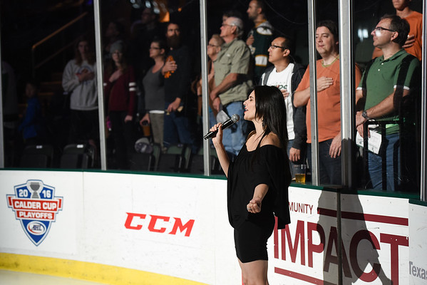 Texas Stars vs San Diego Gulls, April 21, 2016