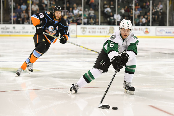 Texas Stars vs San Diego Gulls, April 23, 2016