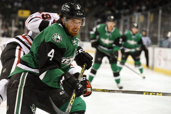 Texas Stars vs Rockford IceHogs, December 8, 2015