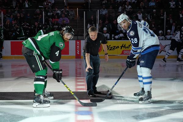 Texas Stars vs Manitoba Moose, March 5, 2016