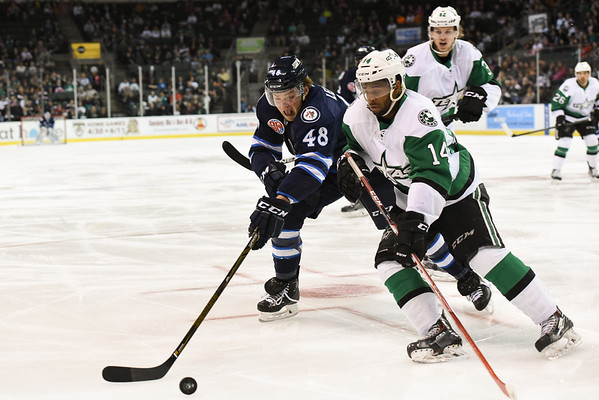 Texas Stars vs Manitoba Moose, April 16, 2016