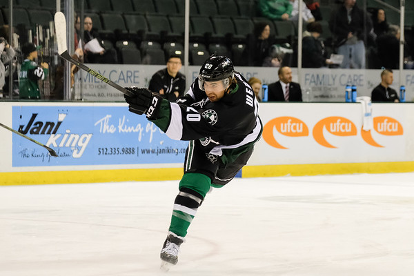 Texas Stars vs Cleveland Monsters, January 6, 2017