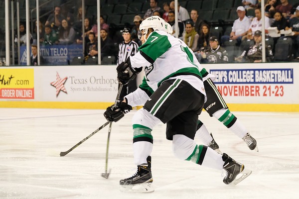 Texas Stars vs San Antonio Rampage, October 8, 2016