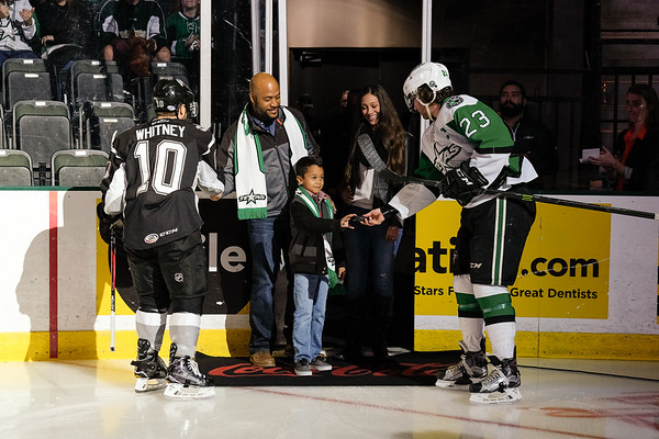 Texas Stars vs San Antonio Rampage, November 26, 2016