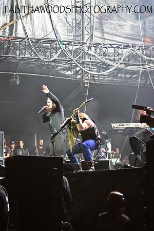 TWoods Ozzy Osbourne Wgtn