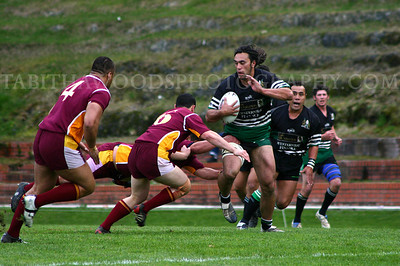 T Woods Wainuiomata VS Norths 01