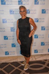 The Arthur Ashe Institute for Urban Health's Sportsball 2018 at the Grand Hyatt in Manhattan on October 11, 2018.