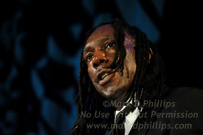 Boyd Tinsley, violinist in Dave Matthews Band, at Sportsball 2010